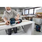 Lixadeira Excêntrica 400w GEX 125-150 AVE Bosch