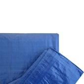 Lona Carreteiro 10x8m Pesada Azul Starfer