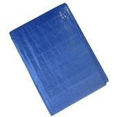 Lona Carreteiro Leve Azul 4x4m Starfer