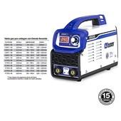 Máquina de Solda Inversora 140A Bivolt Touch 150 Boxer