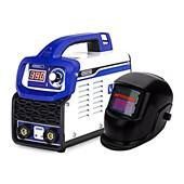 Máquina de Solda Inversora 140A Bivolt Touch 150 Boxer Com Máscara de Solda