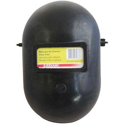 Máscara de Solda Celeron com Visor Fixo 730 Ledan