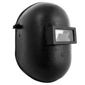 Máscara De Solda Polipropileno Carneira Simples Visor Fixo 720 Ledan