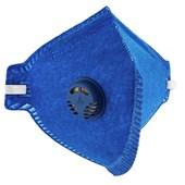 Máscara Respiratória PFF2 com válvula CA38509