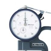 Medidor de Espessura Manual Analógico P/ Lentes 10mm Mitutoyo