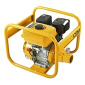Motor de Acionamento Para Vibrador Imersão a Gasolina 5,5 HP Lifan Base Fixa CSM