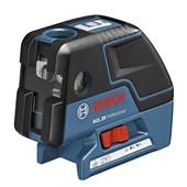 Nível a Laser de Pontos e Linhas GCL 25 Professional Bosch