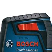 Nível a Laser Linha Gll 2-12  0601063BG0 Bosch