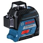 Nível a Laser Professional GLL 3-80 com Acessórios Bosch