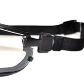 Óculos de Proteção Incolor Tahiti CA25715 Kalipso