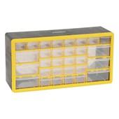 Organizador Plástico Com 30 Gavetas OPV 0300 Vonder