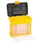 Organizador Plástico com 4 Gavetas OPV 0600 Vonder