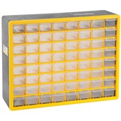 Organizador Plástico Com 64 Gavetas OPV 310 6108310000 Vonder
