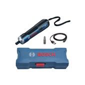 """Parafusadeira Bivolt à Bateria 3,6v 1/4"""" Bosch Go"""