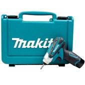 Parafusadeira de Impacto a Bateria 10,8v TD090DWE Bivolt Makita