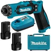 Parafusadeira/Furaderia de Impacto à Bateria 7,2V DF012DSE Makita