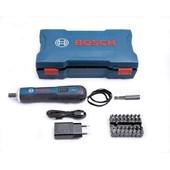 Parafusadeira Go à Bateria 3,6V Com Kit Bosch