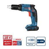 Parafusadeira para Drywall e Gesso GSR 18V-EC TE 18v Brushless Sem Bateria Bosch