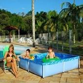 Piscina Infantil 1,89m x 1,89m x 42cm 1500L RF1003 MOR