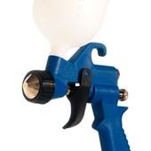 Pistola para Pintura Tipo Gravidade Azul 0,8MM 250ml Stylo-Ad Arprex