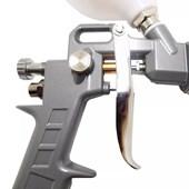 Pistola Pintura Reservatório 600 ml 3 Bicos Mtx