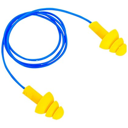Protetor Auricular Tipo Plug CA39067 Delta Plus WPS0150 ProSafety