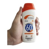 Protetor Solar FPS60 UVA 120ml Nutriex