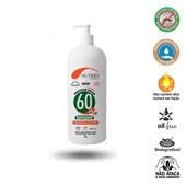 Protetor Solar FPS60 UVA Com Repelente 1L Nutriex