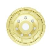 """Rebolo Prato Diamantado Segmentado Desbaste 4.1/2"""" 115mm Strong"""