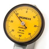 Relógio Apalpador de Alta Precisão 0.8x0.01mm Digimess