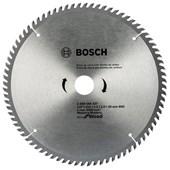 """Serra Circular de  widia 255MM 10""""x 80 Dentes Bosch"""