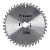 "Serra circular Multi Material Eco 254MM  10""x 40 Dentes Bosch"