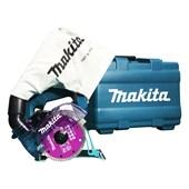 Serra Mármore 125mm à bateria C/ Maleta DCC500ZKX1 Makita