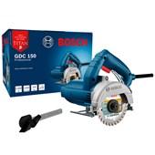 """Serra Mármore 5"""" 1500w GDC 150 Titan Bosch"""