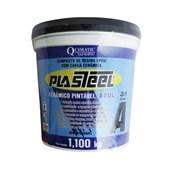 Solda A Frio Plasteel Cerâmico Pintável 3:1 PC2 Tapmatic