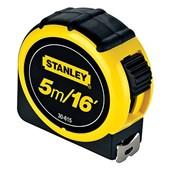 Trena Manual Global Plus 5m x 19mm Stanley